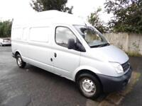 LDV Maxus 2.5CDI, 3.5tons LWB, 2008, Silver, 95 000 Miles, 3 Months Warranty,
