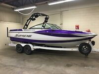 2016 Supreme Boats S211 @ NEW AGE MOTOR SPORTS IN WEYBURN