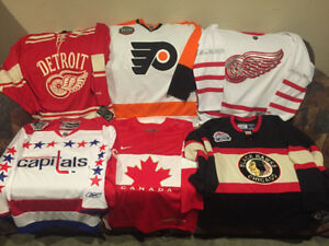 NHL Jerseys - Various Teams/Sizes