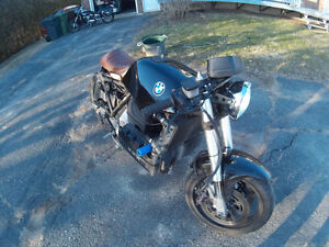 BMW K100 1985, 78000km, cafe racer - DEAL !