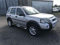 2004 Land Rover Freelander 2.0Td4 HSE