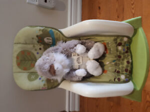 Fisherprice Chair with Safety Belt.