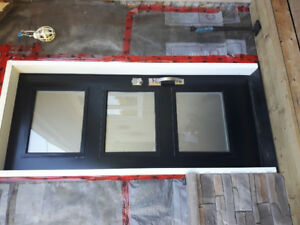 Masonite front entry door