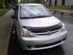 2003 Toyota Echo Berline