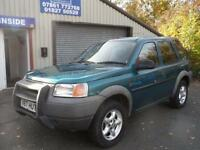 1999 LAND ROVER FREELANDER 1.8 XEI STATION WAGON 5 DOOR V REG