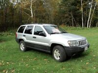 2004 Jeep Grand Cherokee Wagon