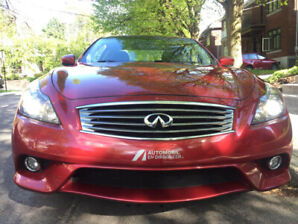 INFINITI Q60 RED SPORT FOR SALE