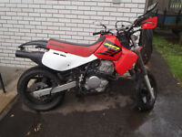 honda xl xr 600  650r supermotard