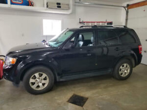 2009 Ford Escape V6 Limited 4WD SUV, Crossover