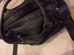 JJ Cole Leather Satchel Diaper Bag London Ontario image 3