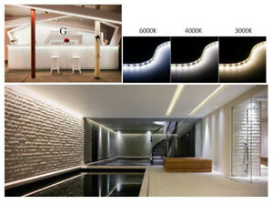 NatrualWhite Flexible LED Strip Light!Showcase!Shelves!Reception