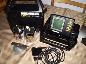 sonore HUMMINBIRD lcr400 portable