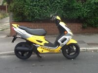 Peugeot speedfight 100cc scooter, poss delivery
