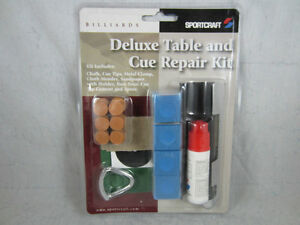 DELUXE TABLE AND CUE REPAIR KIT Windsor Region Ontario image 1