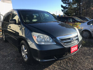 2006 Honda Odyssey (Accident Free! Car Proof Certified) 8 Seats