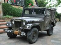 WILLYS JEEP. UNBELIEVABLE. 11000 miles TOTALLY ORIGINAL
