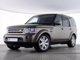 2012 Land Rover Discovery 4 3.0 SD V6 Commercial XS 5dr