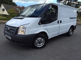 2012 Ford Transit 100 T260 Swb, One Owner, F/S/H, 6Month MOT, Great Condition... NO VAT!!!