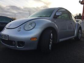 2003 Volkswagen Beetle 2.3 V5 3dr