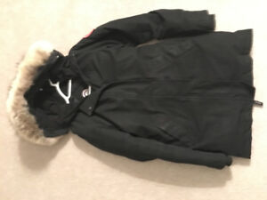BLK Canada Goose Victoria Parka-Perfect Condition-Size: XS