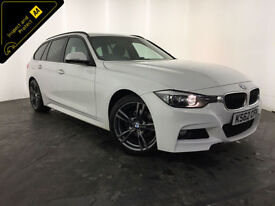 2013 BMW 320I M SPORT ESTATE 1 OWNER SERVICE HISTORY FINANCE PX WELCOME