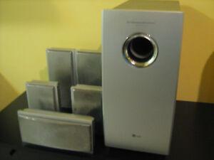 haut-parleur LG 5.1 speakers***lire la note***