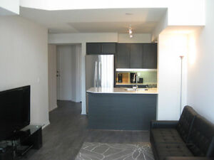 Large 1 Bedroom + Guest Room Condo - King West TO / $875/week