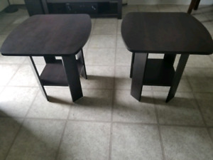 Side tables 2 nos(End tables)