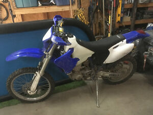 2000 Yamaha wr400f for sale or trade