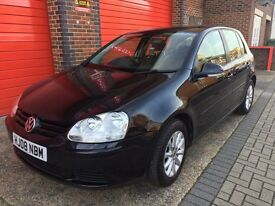VW GOLF 2008 1.9 tdi 85k mint condition low mileage £4,750