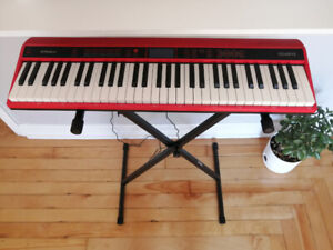 Piano Go keys