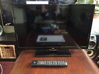 """JVC 24"""" LED Smart HD TV"""