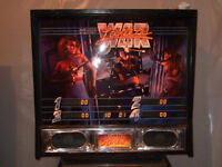 Data East Laser War Pinball Machine