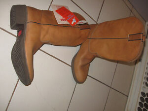 Durango mens farm and ranch leather boots Windsor Region Ontario image 2