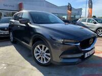 2018 Mazda CX-5 2.0 SkyActiv-G Petrol Manual SPORT NAV PLUS Manual Estate Petrol