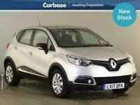 2017 Renault Captur 1.5 dCi 90 Expression+ 5dr - Mini SUV 5 Seats SUV Diesel Man