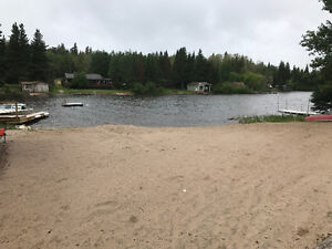 Waterfront cabin rentals Poplar Bay