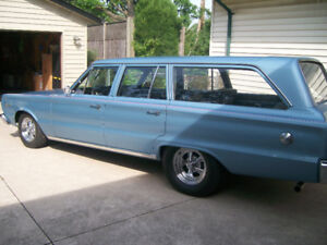 1967 Plymouth Belvedere 1 Wagon