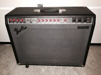 "Fender Twin Reverb Red Knob ""The Twin"""