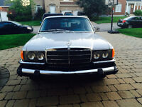 1977 Mercedes-Benz S-Class 280SE Sedan(trade is possible)