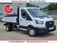 1973 Ford Transit 350 L2 RWD 2.0 EcoBlue 130ps Tipper MWB Tipper Diesel Manual