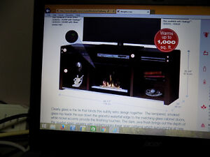 Fireplace Media Unit Dimplex $ 749.00 Call 727-5344