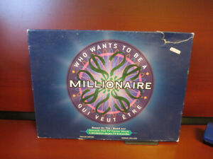 Who wants to Be A Millionaire game