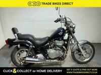 Kawasaki EN500 1991 ONLY 7K 1 OWNER FROM NEW PROJECT RESTORATION BIKE CRUISER