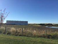 Industrial land for sale in Wetaskiwin! Superior location