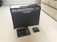 Guitar Amp - Line 6 Spider III 150W 2x12