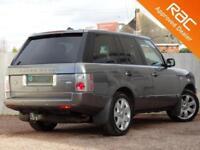 2009 58 LAND ROVER RANGE ROVER 3.6 TDV8 VOGUE SE 5D AUTO 272 BHP DIESEL