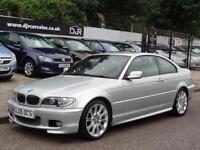 2005 05 BMW 3 SERIES 3.0 330CD SPORT 2D 202 BHP DIESEL