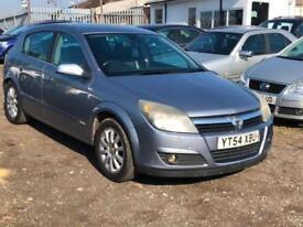 2004/54 Vauxhall/Opel Astra 1.6i 16v Design LONG MOT EXCELLENT RUNNER