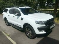 2017 Ford Ranger 3.2 TDCi Wildtrak Double Cab Pickup Auto 4WD 4dr Pickup Diesel
